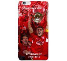 Steven Gerrard 1998-2015 Liverpool iPhone Case/Skin