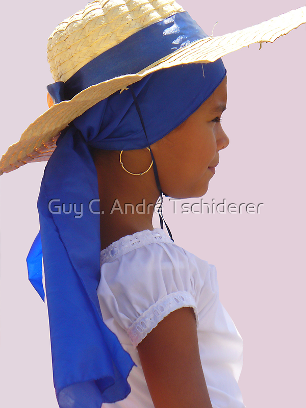 The little dancer, Ciudad Colón, Costa Rica, Take 2 by Guy Tschiderer