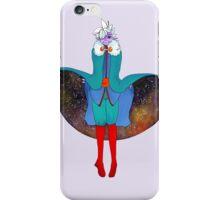 Space God iPhone Case/Skin