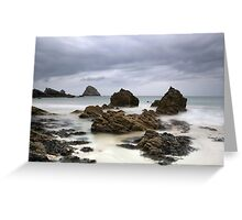 balnakeil bay Greeting Card