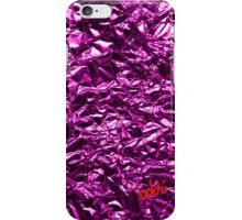 Metallic Pink iPhone Case/Skin