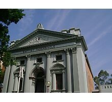 Baptist Tabernacle Photographic Print