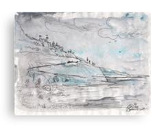 KAMSETIA, CASTLE ON THE SHORE(C2007) Canvas Print