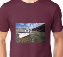 Little Halcyon - Mousehole Harbour Unisex T-Shirt