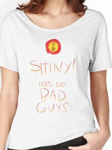 Firefly / Serenity - Shiny, lets be bad guys! Women's Relaxed Fit T-Shirt