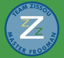 Master Frogman Team Zissou T Shirt Baby Tee