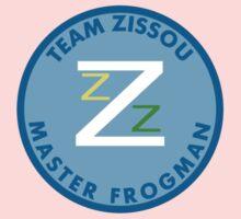 Master Frogman Team Zissou T Shirt Kids Tee