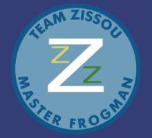 Master Frogman Team Zissou T Shirt by flippinsg