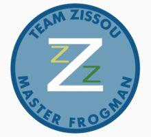 Master Frogman Team Zissou T Shirt One Piece - Long Sleeve
