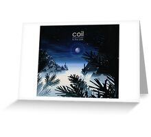 Coil - Musick To Play In The Dark Greeting Card