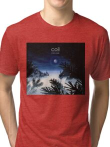 Coil - Musick To Play In The Dark Tri-blend T-Shirt