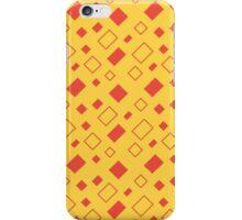 Rectangle Pattern iPhone Case/Skin