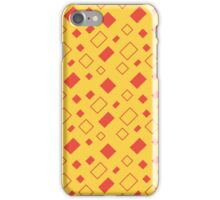 Rectangle Pattern iPhone Case/Skin
