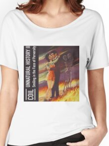 Coil - Unnatural History II Women's Relaxed Fit T-Shirt