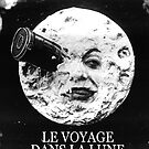 A Trip to the Moon (Le Voyage Dans La Lune)  by 45thAveArtCo