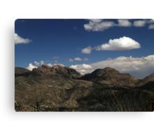 Chiricahua National Monument Landscape 3 Canvas Print