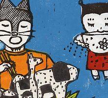 Animal Onigiri Fantasia by Ayu Tomikawa