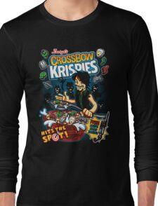 Crossbow Krispies Long Sleeve T-Shirt