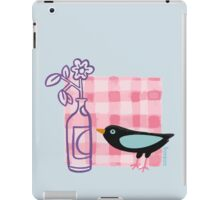 Breakfast with the Bird iPad Case/Skin