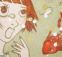 Tears of Goldfish by Ayu Tomikawa