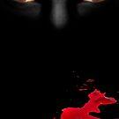 Devil's eyes and blood by Dmitry Rostovtsev