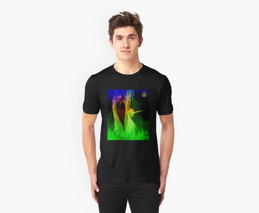 The Beckoning large image t shirt by adivawoman