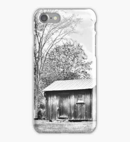 The Shack iPhone Case/Skin