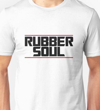 Rubber Soul Logo Unisex T-Shirt