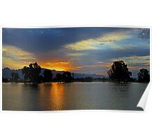 Tucson Sunrise Poster