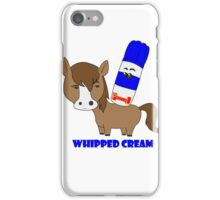 Whipped Cream iPhone Case/Skin