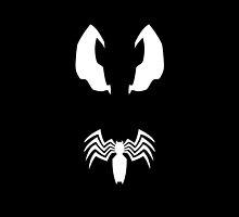 Minimalist Venom by Ryan Heller