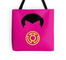 Minimalist Sinestro Tote Bag