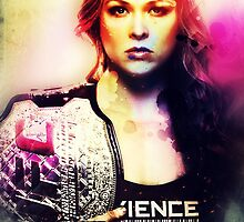 Roudy Ronda Rousey by illmatica
