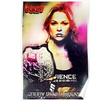 Roudy Ronda Rousey Poster