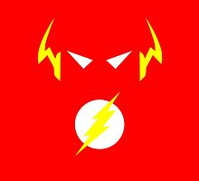 Minimalist Flash by Ryan Heller