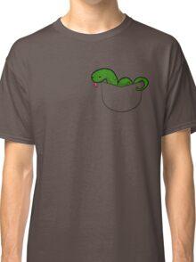 Pocket Snake Classic T-Shirt