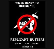 Blade Runner Ghostbuster spoof Unisex T-Shirt
