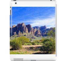 Supersititon  Mountain,  AZ iPad Case/Skin