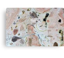 Limestone Canvas Print