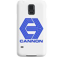 Cannon Films logo Samsung Galaxy Case/Skin