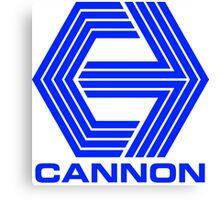 Cannon Films logo Canvas Print