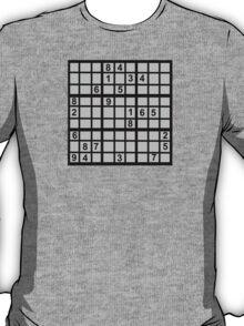 Sudoku T-Shirt