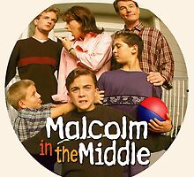 Malcolm in the Middle by lee-nottle