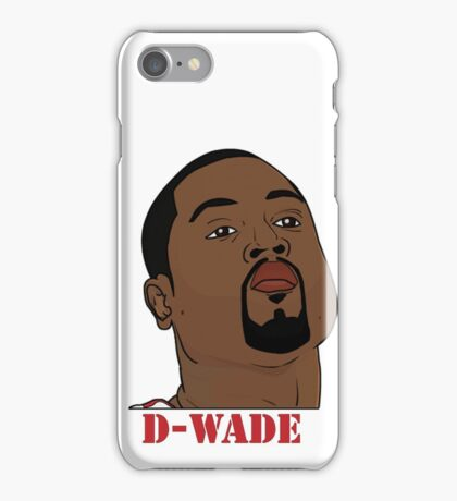 D-Wade iPhone Case/Skin