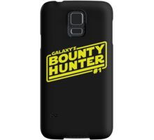 Galaxy's #1 Bounty Hunter Samsung Galaxy Case/Skin