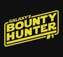 Galaxy's #1 Bounty Hunter by hopography