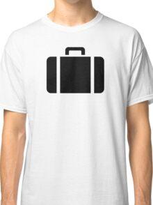 Suitcase symbol Classic T-Shirt
