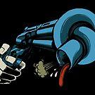Crooked Gun by butcherbilly