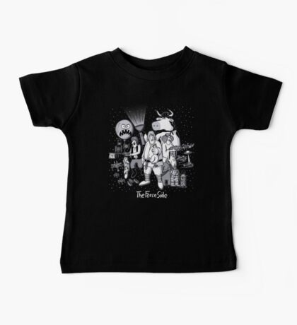 The Force Side Baby Tee