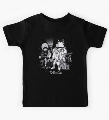 The Force Side Kids Clothes